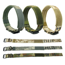 Load image into Gallery viewer, Durable Military Police Style Ajustable Training Dog Collar