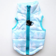 Load image into Gallery viewer, Pet Warm Winter Windproof  Vest For Small Dog