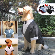 Load image into Gallery viewer, Tuxedo Dog Suit