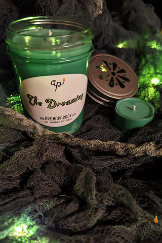 The Dreaming -- 8 oz. Handmade Soy Candle