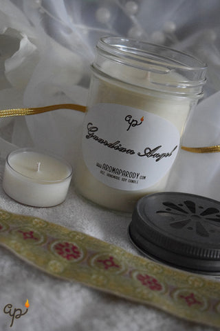 Guardian Angel -- 8 oz. Handmade Soy Candle
