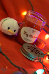 Toy Tinkers -- 8 oz. Handmade Soy Candle