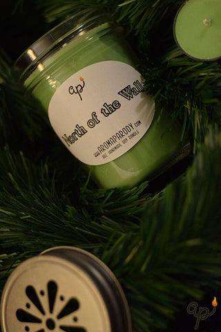 North of the Wall -- 8 oz. Handmade Soy Candle