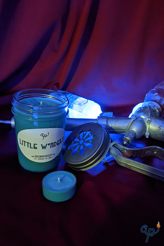Little Wonders -- 8 oz. Handmade Soy Candle