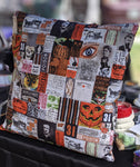 Halloween Decorative Throw Pillow - one-of-a-kind!