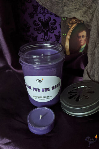 Room For One More -- 8 oz. Handmade Soy Candle