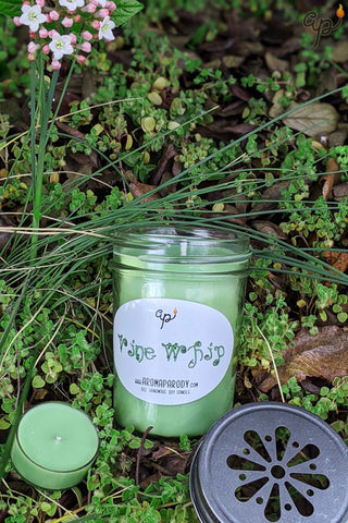 Vine Whip -- 8 oz. Handmade Soy Candle