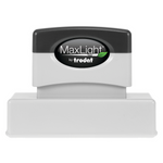 MaxLight Self-Inking Stamp