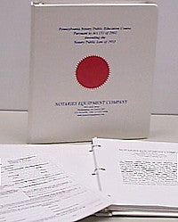 Pennsylvania Notary Public Manual