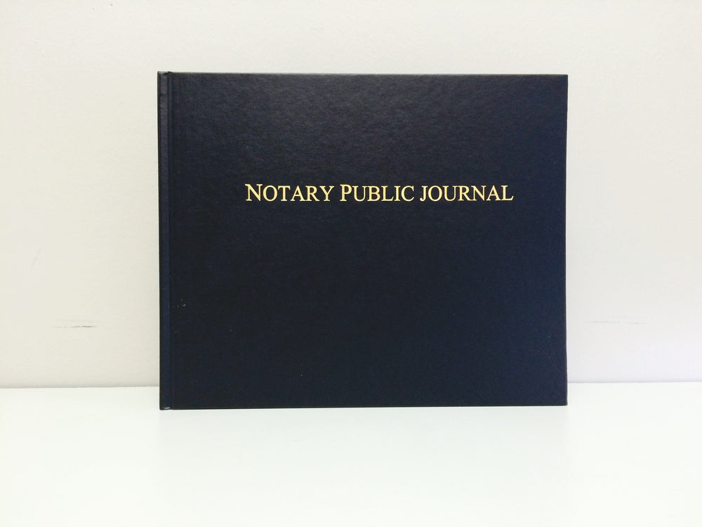 Pennsylvania Hardbound Official Notarial Journal
