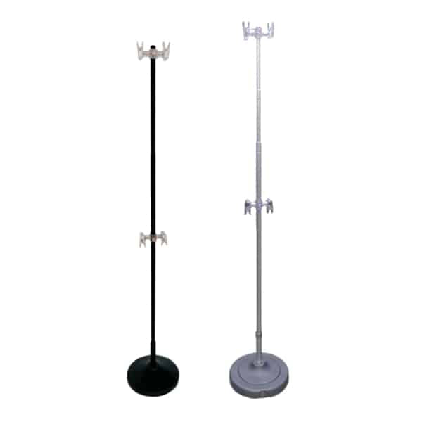 CLIP POLE DOUBLE SIDED POSTER DISPLAY