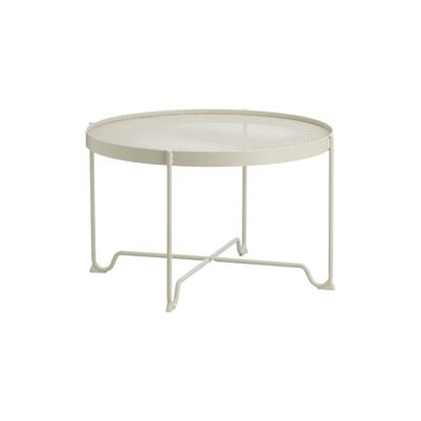 CAFE ROUND COFFEE TABLE
