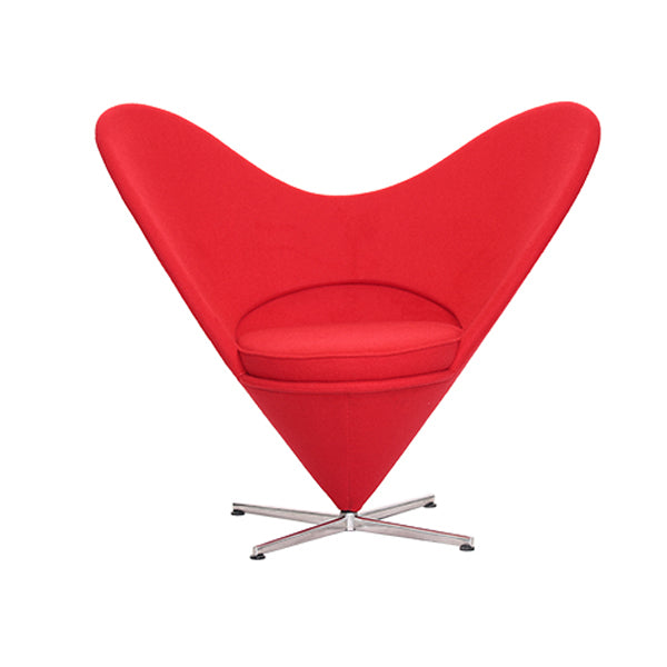 REPLICA HEART CONE LOUNGE CHAIR