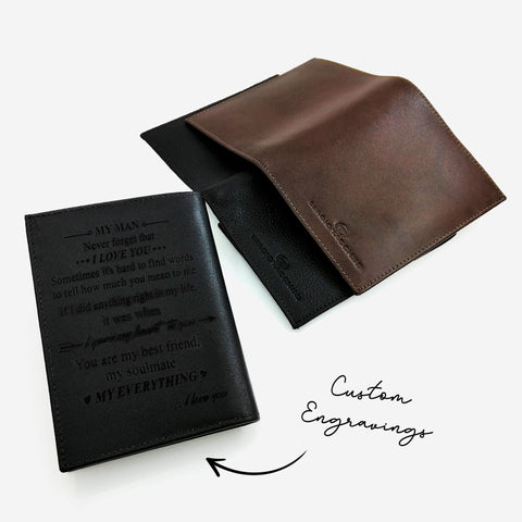 sergio-tacchini-vertical-leather-wallet-laser-engraved-customized