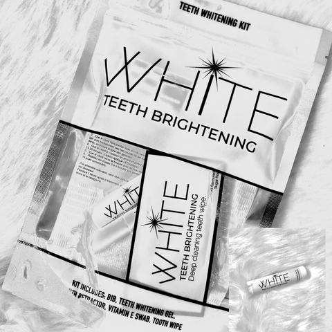 Whitening Kit + Lip Balm