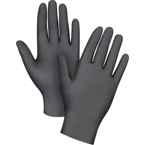 Disposable Gloves - Black