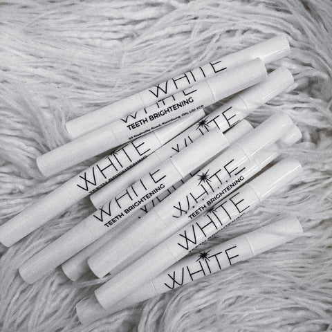 WHITE Teeth Brightening Hybrid Gel Pen