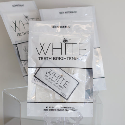 WHITE Teeth Brightening Whitening Kit : Wholesale Image 2