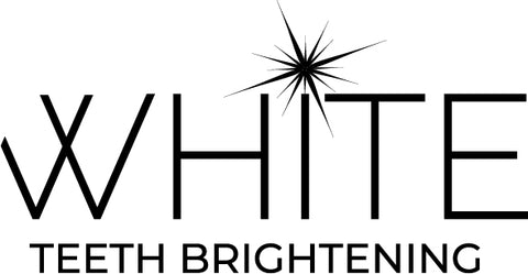 WHITE Teeth Brightening Logo