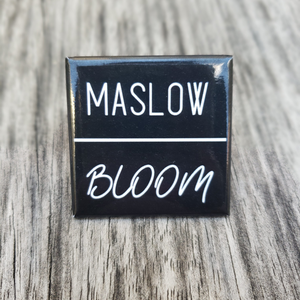 Maslow then Bloom