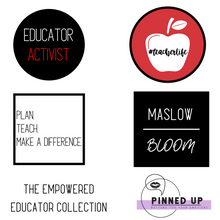 Load image into Gallery viewer, The Empowered Educator Collection