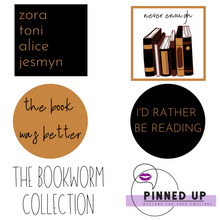 Load image into Gallery viewer, The Bookworm Collection