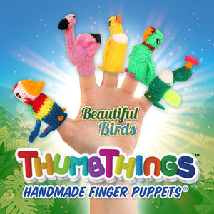 Wild, Rare, and Exotic Birds For Your Fingertips...