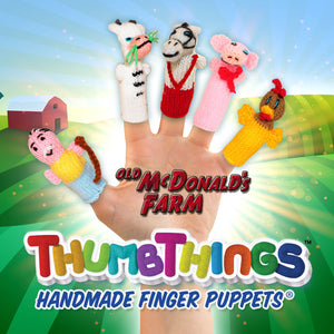 Shop Now For Farm Animal Finger Puppets