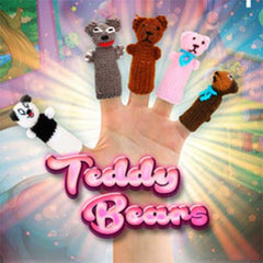 buy Teddy bear finger puppets