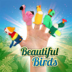buy wild birds finger puppets