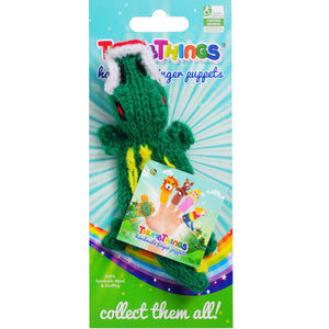 Thumbthings Alligator Finger Puppet