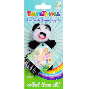 Thumbthings Badger Finger Puppet