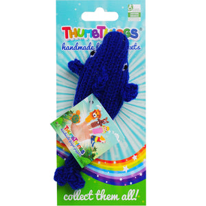 Thumbthings Blue Whale finger Puppet