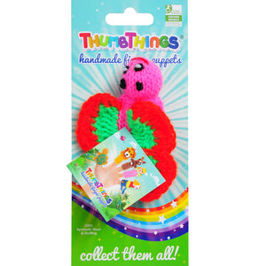 Thumbthings Butterfly Finger Puppet
