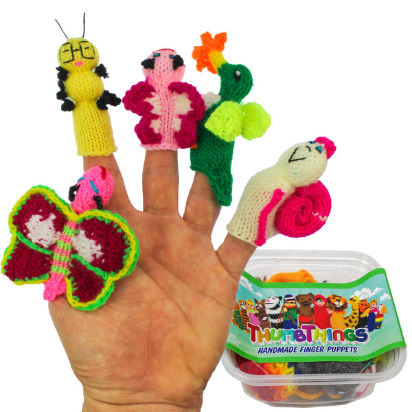 finger puppets for family fun
