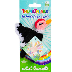 Thumbthings Condor Finger Puppet