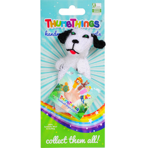 Thumbthings Dalmatian Finger Puppet