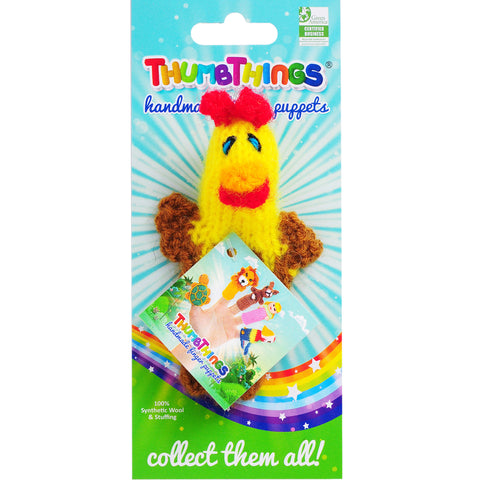 Thumbthings Hen Finger Puppet