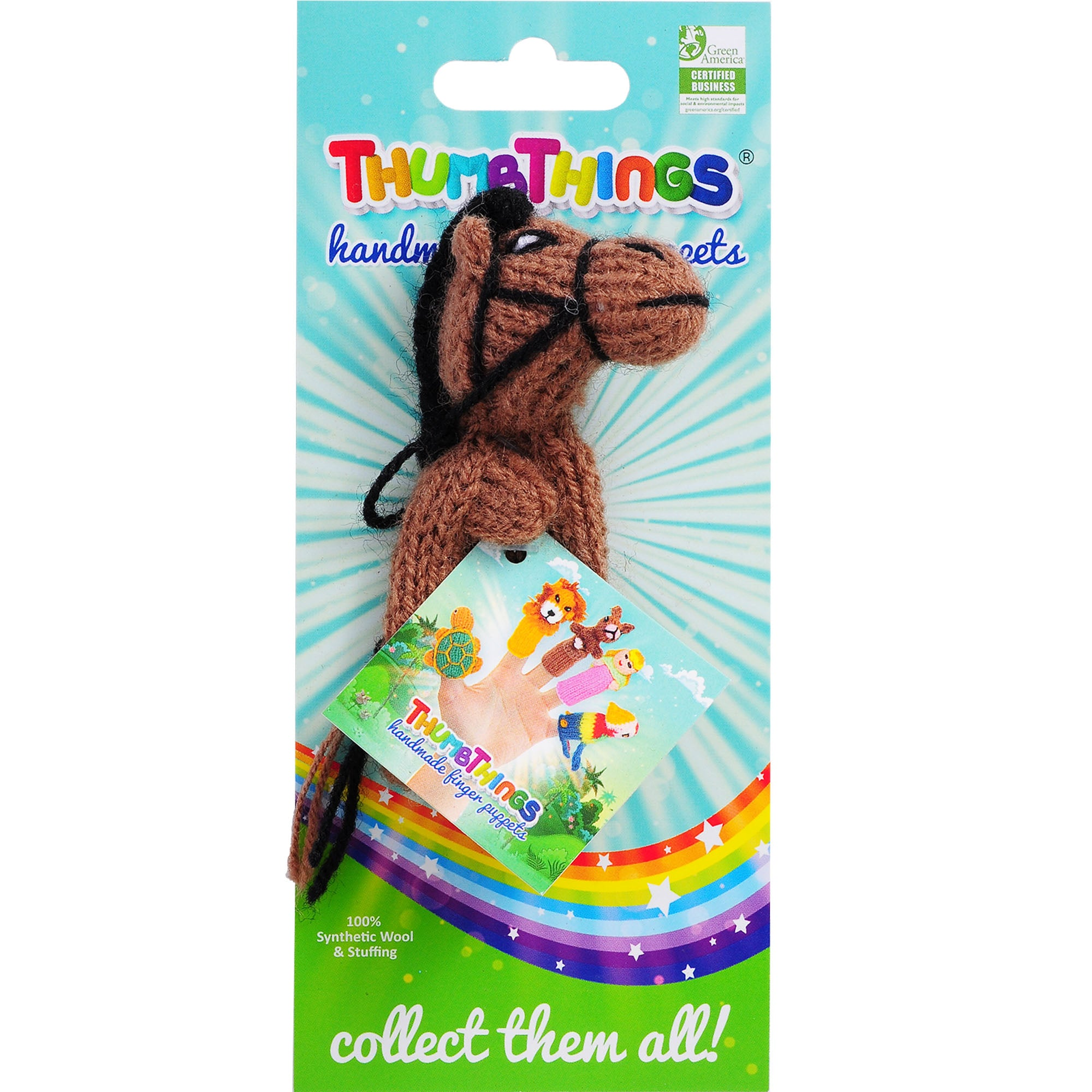 Thumbthings Horse Finger Puppet