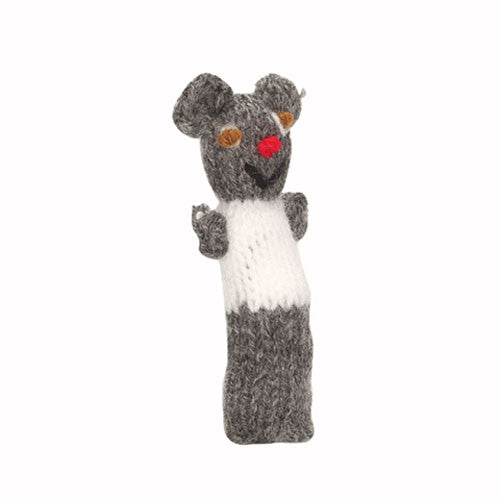 three blind mice finger puppets