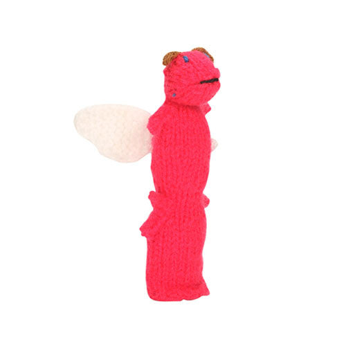 dragon fly finger puppet