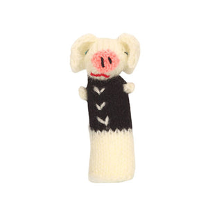 three little pigs finger puppets