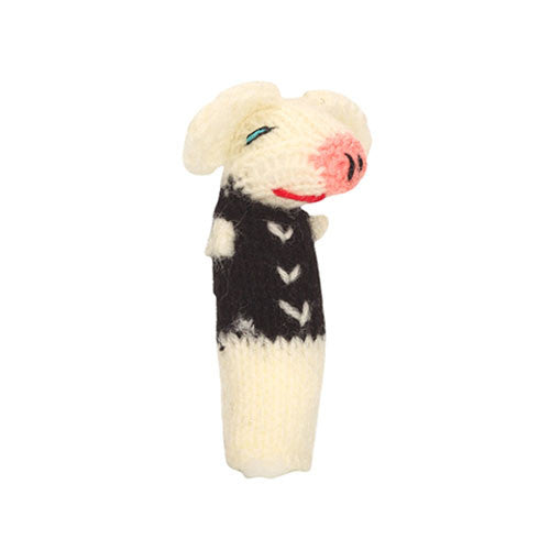 3 little pigs finger puppets