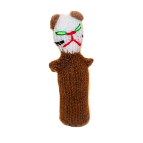 Boo Boo the Cat Finger Puppet