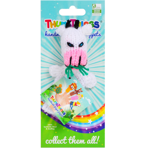 Thumbthings Mama Cow Finger Puppet