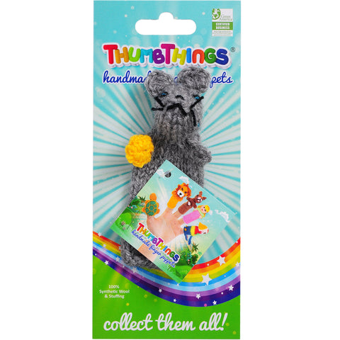 Thumbthings Mouse Finger Puppet