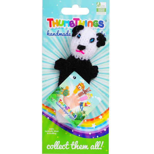 Thumbthings Panda Finger Puppet