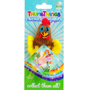 Thumbthings Rooster Finger Puppet