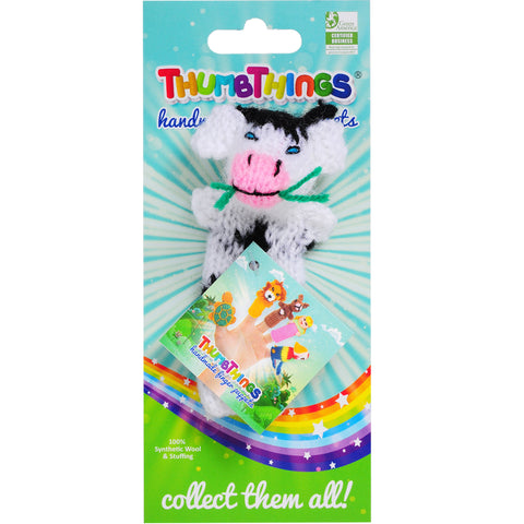 Thumbthings Cow That Jumped Over the Moon Finger Puppet