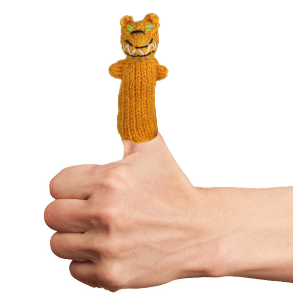 thumbs up for finger puppets